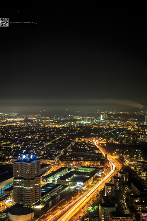 munich city nights